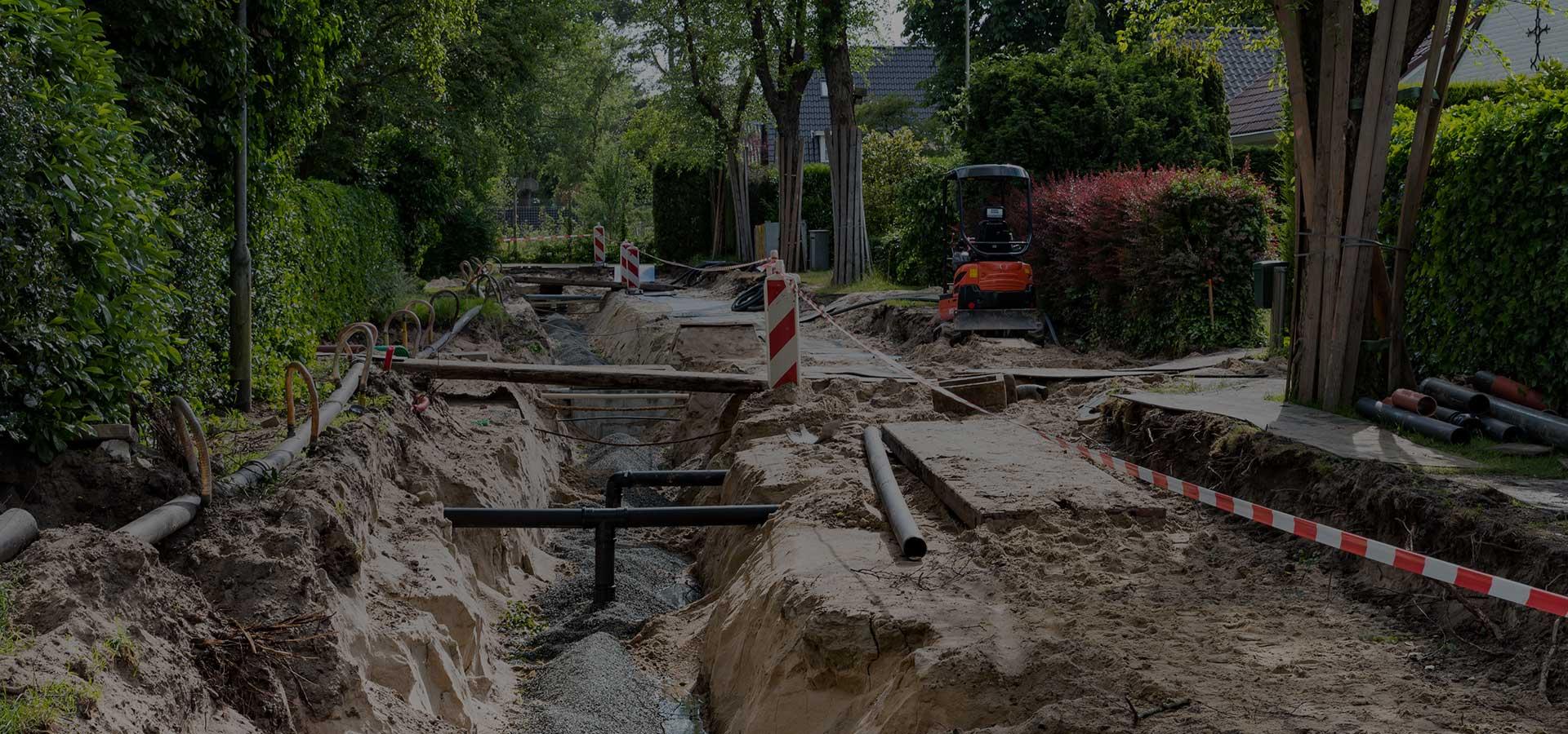 réseaux d'eau potable Seine et Marne